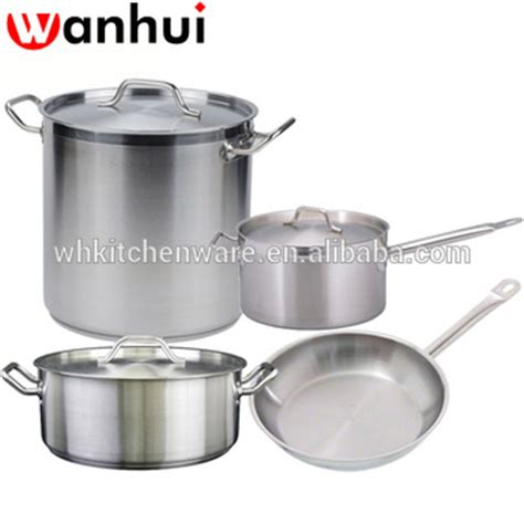 large induction pot nsf quality large stainless steel stock pot commercial induction cookware buy induction