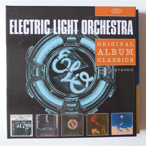 electric light orchestra on the third day original album classics on the third day the