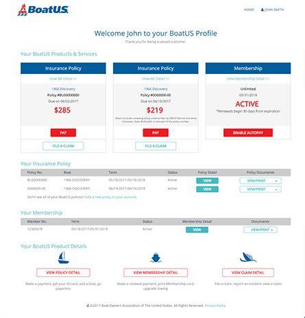 boatus membership renewal boatus log in to your boatus account
