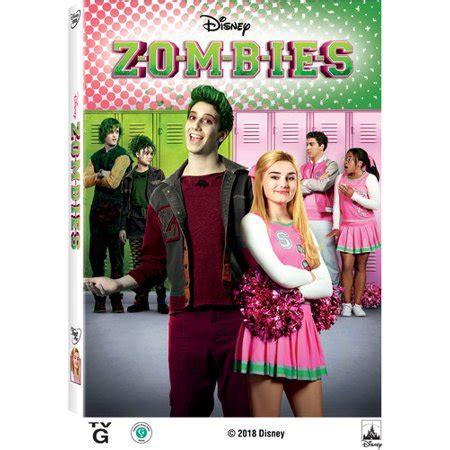 disney zombies (dvd) walmart.com