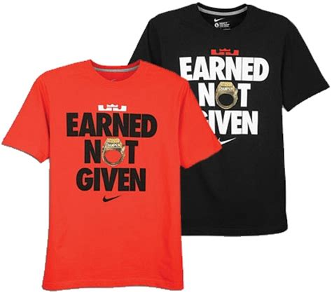 Tshirt Earned Nit Given nike earned not given black t shirt available weartesters