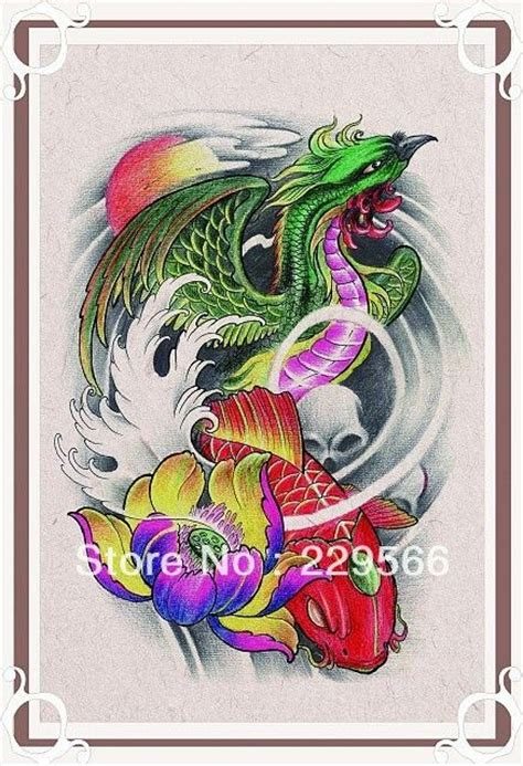 oriental tattoo art book tatuagem oriental orient tattoo koi pinterest