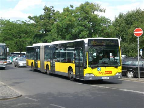 zoologischer garten regionalverkehr mercedes o 530 i citaro auf der linie m49 nach