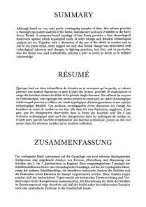 10 Brief Guide to Resume Summary   Writing Resume Sample