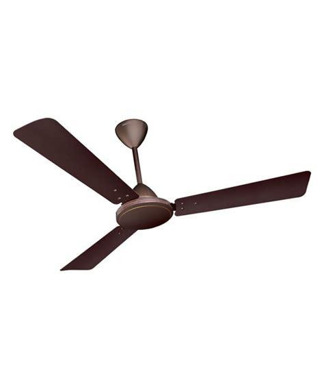 Ceiling Fan Crompton by Crompton Greaves 48 Jura Ceiling Fan Bakers Brown Price In