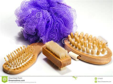 bathtub spa kit bath spa kit stock image image 12769201