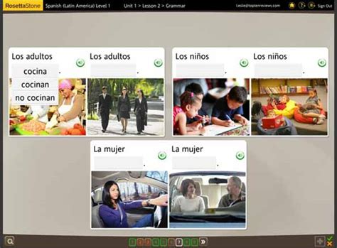 rosetta stone spanish app making an application for use in an escape room