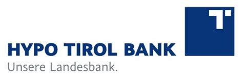 hypo tirol bank banking banks logos