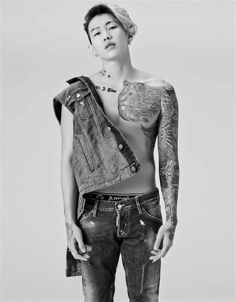 addictive tattoo london jay magazine jay park arena magazine november issue 15