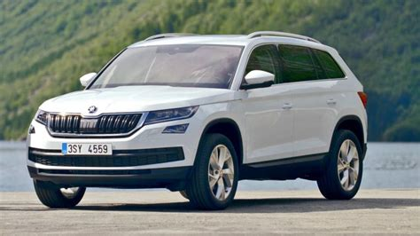 skoda kodiaq price skoda totally car