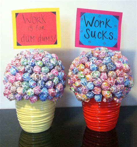party themes at work retirement party ideas made with flower pots styrofoam