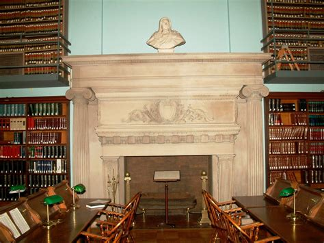 Library Fireplace by File Nycbar Library Fireplace Jpg Wikimedia Commons