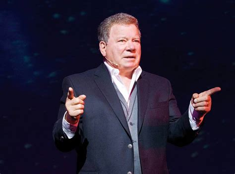 biography william shatner the gentleman shatner s world proves a captivating evening at the