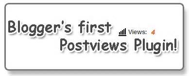 blogger view count အ င က နည ပည ပ သ မ 5 5 widgets display post