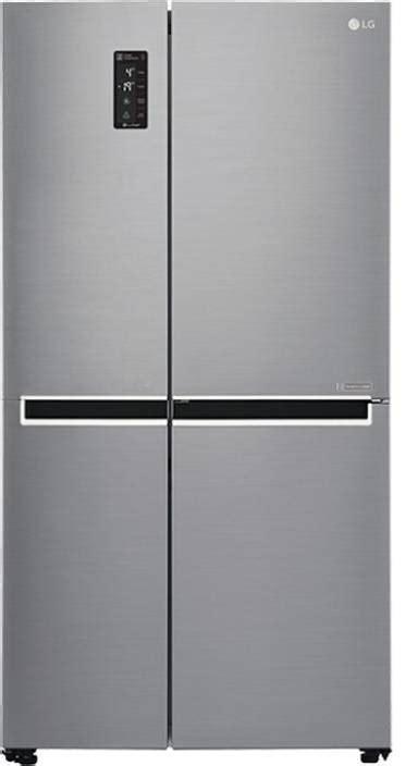 Kulkas Lg Side By Side Gc L247sllv 687 Liter lg 687 l free side by side refrigerator gc b247sluv