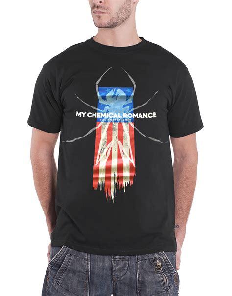 Hoodie Mcr My Chemical Logo 12 my chemical t shirt im not ok black parade band logo danger days mens ebay