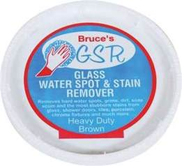 Water Spot Remover For Shower Doors Bruces Glass Water Spot Stain Remover Scum Soap Shower Doors Auto Cleaner Gsr Ebay