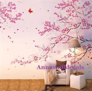 Wall Stickers Cherry Blossom Tree 301 Moved Permanently