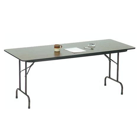 5 Foot Folding Table Correll Folding Tables Cf3060px High Pressure Top 5 Foot Folding Table