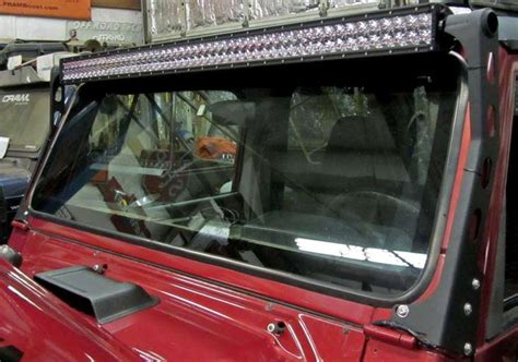 jeep accessories lights best 25 led light bars ideas on pinterest jeep light
