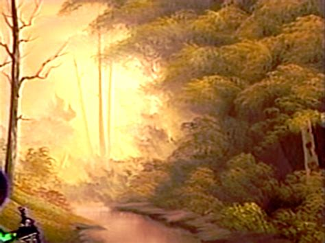 bob ross painting fog season 18 of the of painting with bob ross