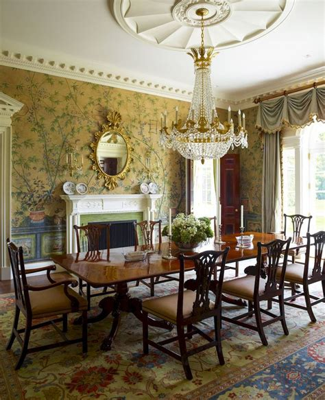 pin   info  mansions dining room victorian