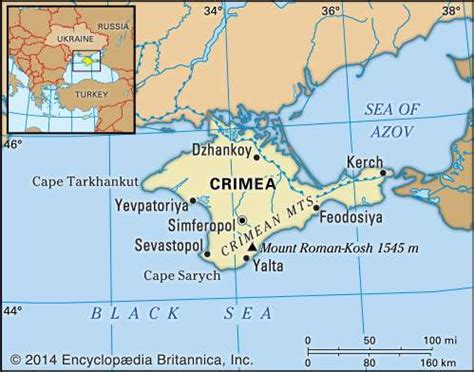 crimea | history, geography, & people | britannica.com