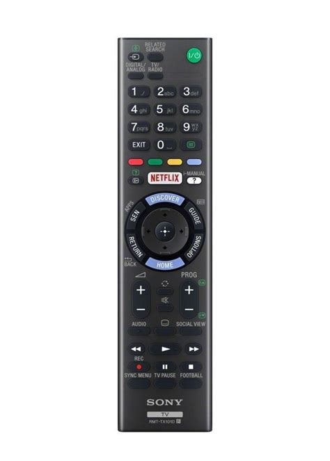 Remote Tv Sony Rmt Tx110p sony rmt tx101d tv remote