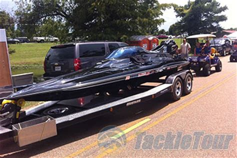 bass boat companies allison boats bassport shooting for the world s most