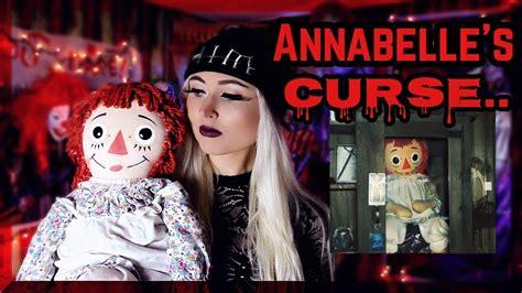 annabelle doll ghost adventures annabelle s curse