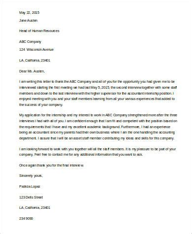 thank you letter to the on the last working day sle thank you letter for 9 exles in