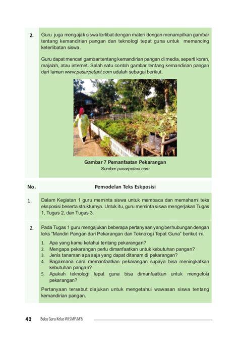 bahasa indonesia nya layout contoh teks eksposisi dan gambar nya job seeker