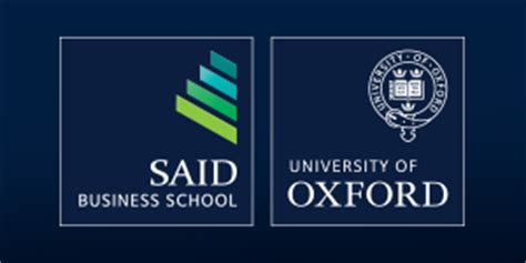 Oxford Said Business School Mba by Said Business School Events Eventbrite