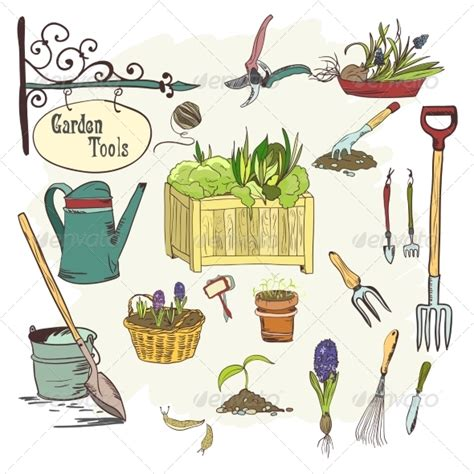 gardening tools and their uses with pictures 187 tinkytyler org stock photos graphics