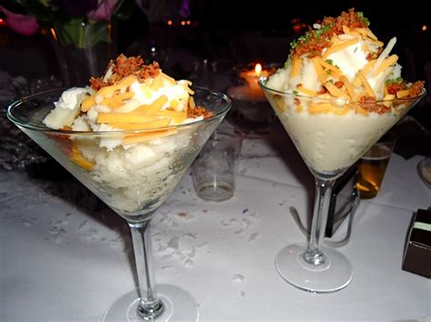 mashed potato martini bar toppings mashed potato martini bar party time pinterest