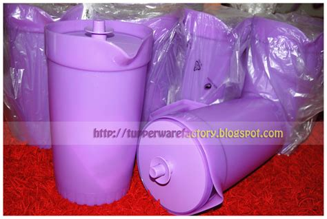 Nzf Tupperware Flower Drink Set tupperware creative design tupperware luar negara