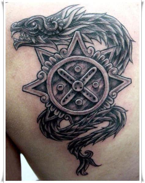 tattoo imagenes aztecas 25 originales ideas para tatuajes aztecas