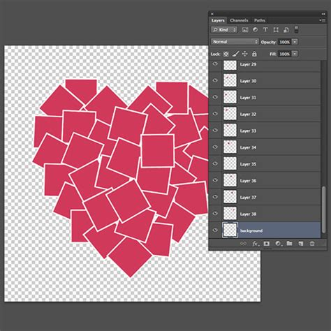 best photos of heart shaped photo collage template heart