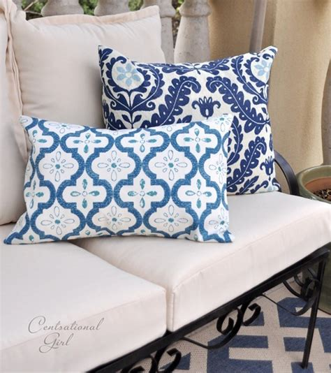 easy diy pillow covers easy outdoor pillow covers centsational