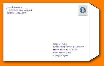 Beschriftung Umschlag Din A4 by 5 Din A4 Brief Beschriften Timothy Hodge