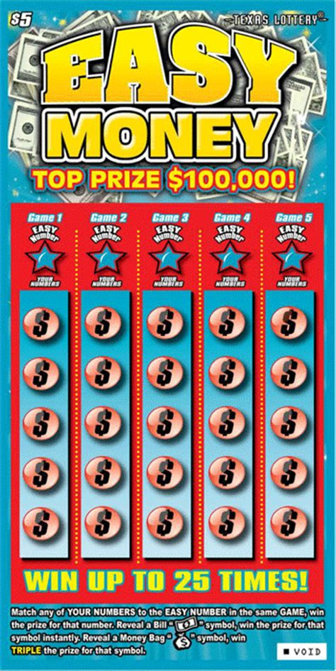 scratch tickets details - How To Win Money On Scratch Tickets
