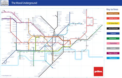london tube map 2014 printable teifidancer the daily mail tube map