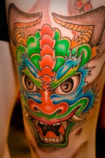 tattoo japanese face asian tattoos and designs page 121