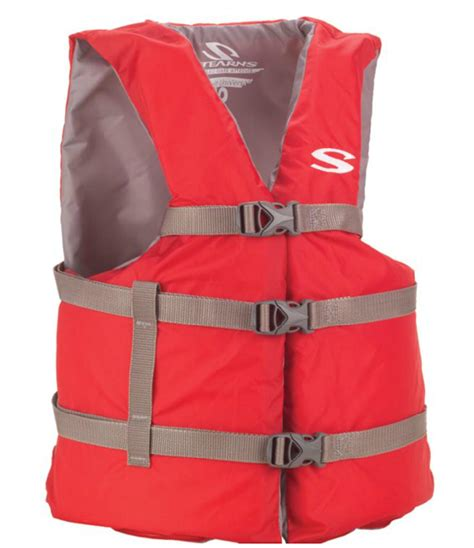 most comfortable life jacket coleman stearns adult classic series universal life jacket