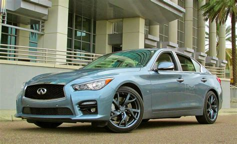 Infiniti Q50s Horsepower by 14 Infiniti Q50s Mega Tech Sedan Car Chronicles