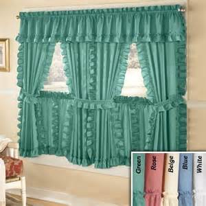 Priscilla Curtains Kitchen Priscella Country Curtains Curtains Blinds
