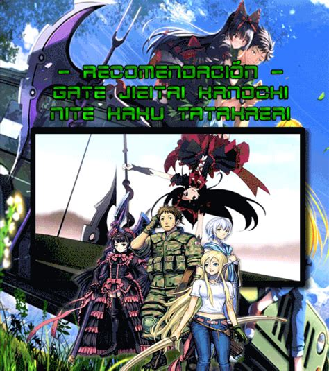 Baju Anime Kaos Date A Live Kurumi Dal rese 241 a recomendaci 243 n gate jieitai kano chi nite kaku
