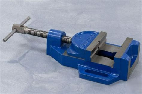 record bench vise like new record 414 drill press vise never used