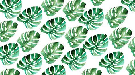 Bando Flower Leaf Blue summer desktop and iphone backgrounds