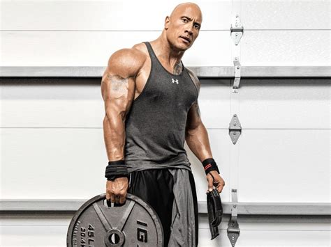 dwayne johnson the rock height dwayne the rock johnson height weight body measurements